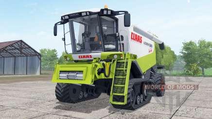 Claas Lexion 580 TerraTᶉac for Farming Simulator 2017