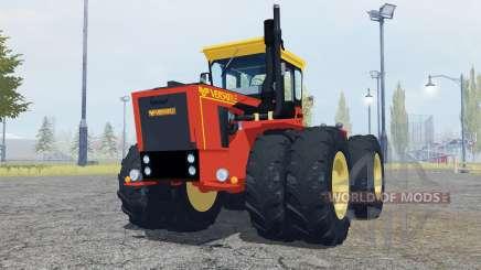 Versatile 555 double wheels for Farming Simulator 2013