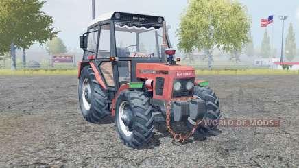 Zetor 7245 animated element for Farming Simulator 2013
