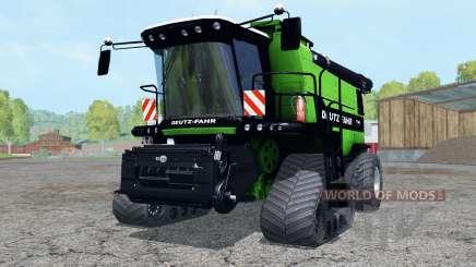 Deutz-Fahr 7545 RTS crawler for Farming Simulator 2015