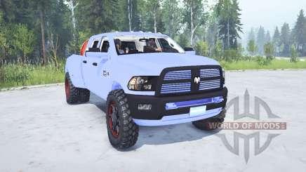 Dodge Ram 3500 Heavy Duty for MudRunner