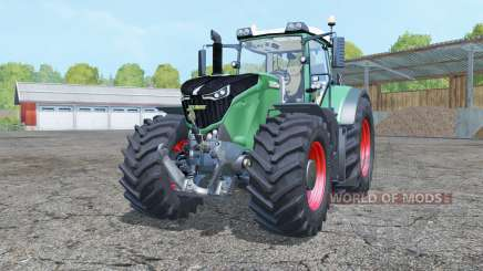 Fendt 1050 Vario double wheels for Farming Simulator 2015
