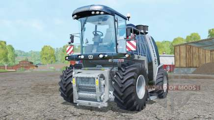 Krone BiG X 1100 Black Edition for Farming Simulator 2015