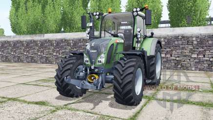 Fendt 722 Vario SCR European version for Farming Simulator 2017