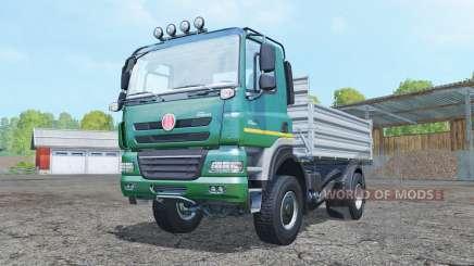 Tatra Phoenix T158 4x4 tipper 2011 for Farming Simulator 2015