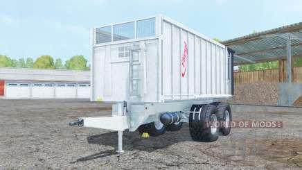 Fliegl TMK 266 Bᶙll for Farming Simulator 2015