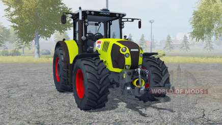 Claas Arion 620 twin wheels for Farming Simulator 2013