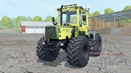 Mercedes-Benz Trac 1100 loader mounting for Farming Simulator 2015