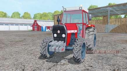 IMT 577 P animated doors for Farming Simulator 2015