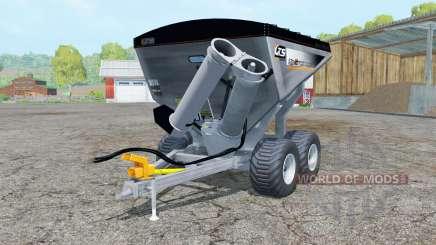 GTS UpGrain 18000 for Farming Simulator 2015