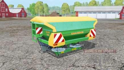 Amazone ZA-M 1501 swichable cover for Farming Simulator 2015