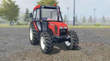 Zetor 5340 front loader for Farming Simulator 2013