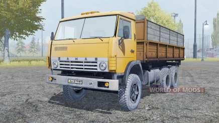 KamAZ 55102 6ᶍ6 for Farming Simulator 2013