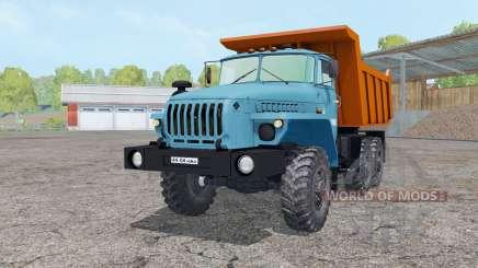 Ural 55571-30 for Farming Simulator 2015