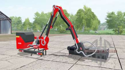 Kuhn Agri-Longer for Farming Simulator 2017