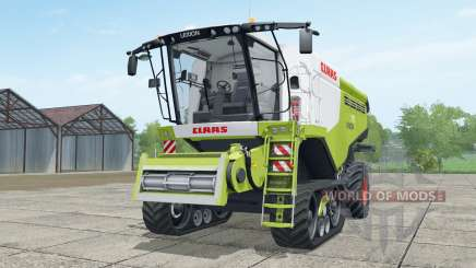 Claas Lexion 770 more options for Farming Simulator 2017