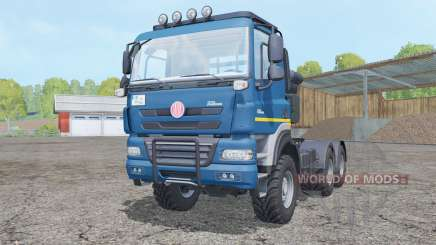 Tatra Phoenix T158-8P5 6x6 2011 for Farming Simulator 2015