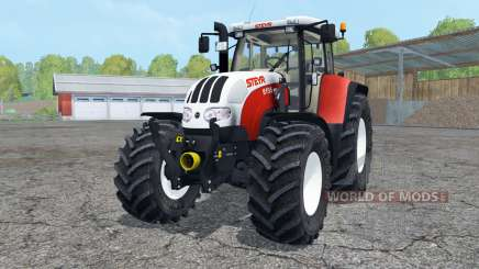 Steyr 6195 CVT 2005 for Farming Simulator 2015