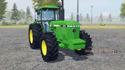John Deere 4850 1983 for Farming Simulator 2013