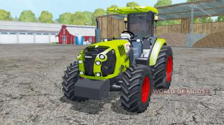 Claas Arion 650 front loader for Farming Simulator 2015