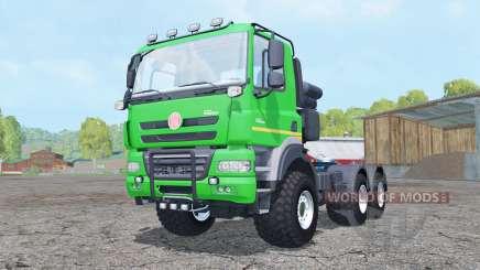 Tatra Phoenix T158 6x6 tractor 2011 for Farming Simulator 2015