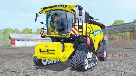 New Holland CR10.90 crawler for Farming Simulator 2015