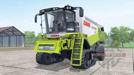 Claas Lexion 580 TerraTraƈ for Farming Simulator 2017