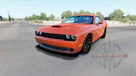 Dodge Challenger SRT Hellcat (LC) 2018 for American Truck Simulator