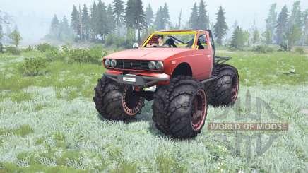 Toyota Hilux 1978 for MudRunner
