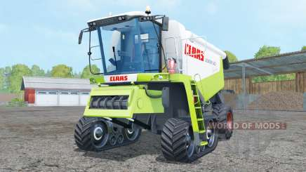 Claas Lexion 560 TerraTrac for Farming Simulator 2015