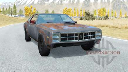 Bruckell Moonhawk General v3.0 for BeamNG Drive