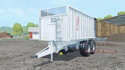 Fliegl TMK 266 Bull low hitch for Farming Simulator 2015