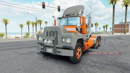 Mack R600 Day Cab for American Truck Simulator