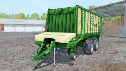 Krone ZX 450 GƊ for Farming Simulator 2015