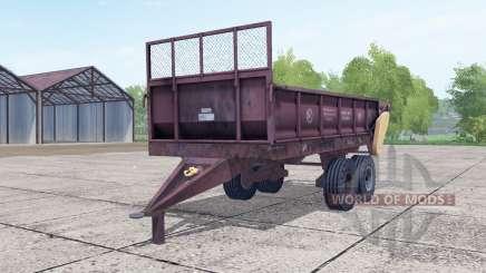 ROW-6 for Farming Simulator 2017