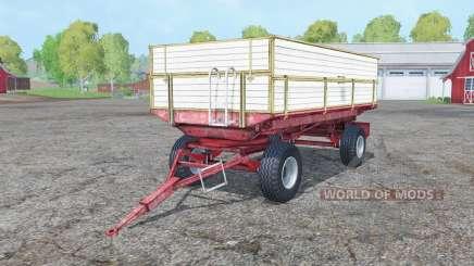 Kronᶒ Emsland for Farming Simulator 2015