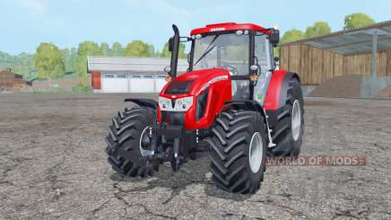 Zetor Forterra 150 HD moving elements for Farming Simulator 2015