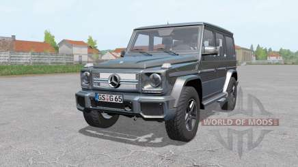 Mercedes-Benz G65 AMG (Br.463) for Farming Simulator 2017