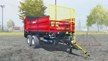 Metal-Facⱨ N267-1 for Farming Simulator 2013