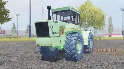 Steiger Cougar II ST300 animation doors for Farming Simulator 2013