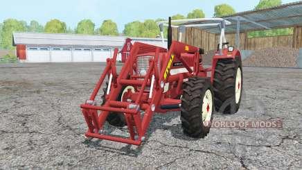 International 624 front loader for Farming Simulator 2015