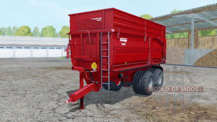 Krampe Big Body 650 S for Farming Simulator 2015