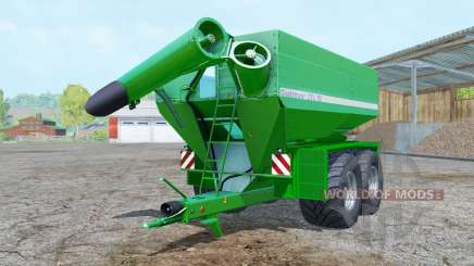 Gustroweᶉ GTU 30 for Farming Simulator 2015