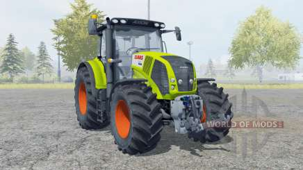 Claas Axion 850 animated element for Farming Simulator 2013