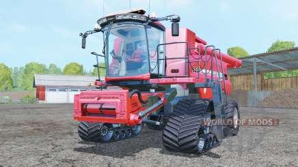 Case IH Axial-Flow 9230 wide tracks for Farming Simulator 2015