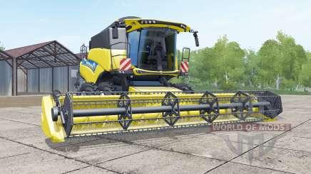 New Holland CR5.85 evo for Farming Simulator 2017