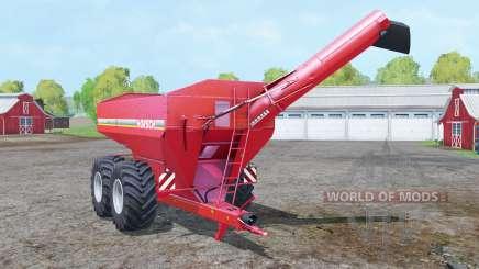 Horsch Titan 34 UW extended tube for Farming Simulator 2015
