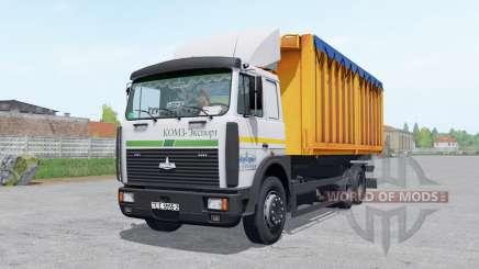 MAZ 6303 trailer for Farming Simulator 2017