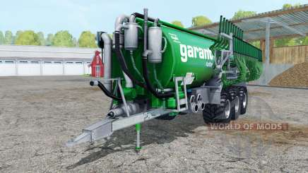Kotte Garant Profi VTⱤ 25.000 for Farming Simulator 2015