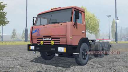 KamAZ 5410 1992 for Farming Simulator 2013
